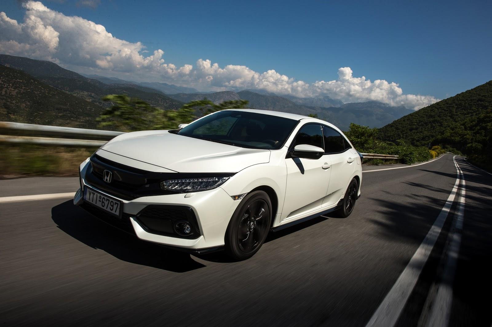 HONDA2BCIVIC2BV TEC2BTurbo Πώς μπορείς να κάνεις test drive ένα Honda Honda, Honda Civic, zblog
