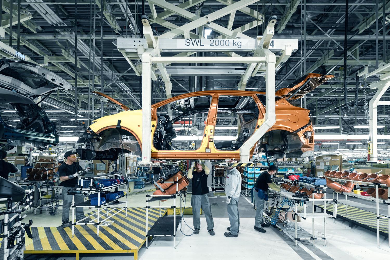 Saint Petersburg plant Η Nissan ενισχύει την παραγωγή για την αγορά της Ρωσίας Crossover, Nissan, Nissan Juke, Nissan Murano, Nissan Qashqai, Nissan X-trail, SUV
