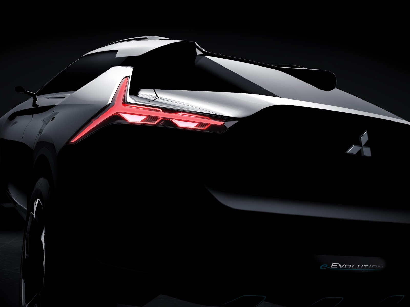 concept img 01 Πώς λειτουργεί η τετρακίνηση του e-EVOLUTION Mitsubishi, Mitsubishi Evo