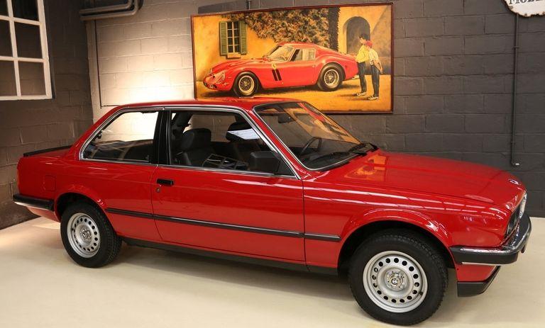 e30vasiki Θα αγόραζες μια ολοκαίνουρια BMW E30 για 70.000 ευρώ; BMW, Bmw E30, zblog, Συλλέκτες
