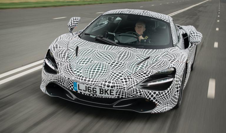 mclaren2 Επιτέλους, κεντροτίμονη McLaren ξανά! hypercar, mclaren, mclaren f1, supercars, zblog