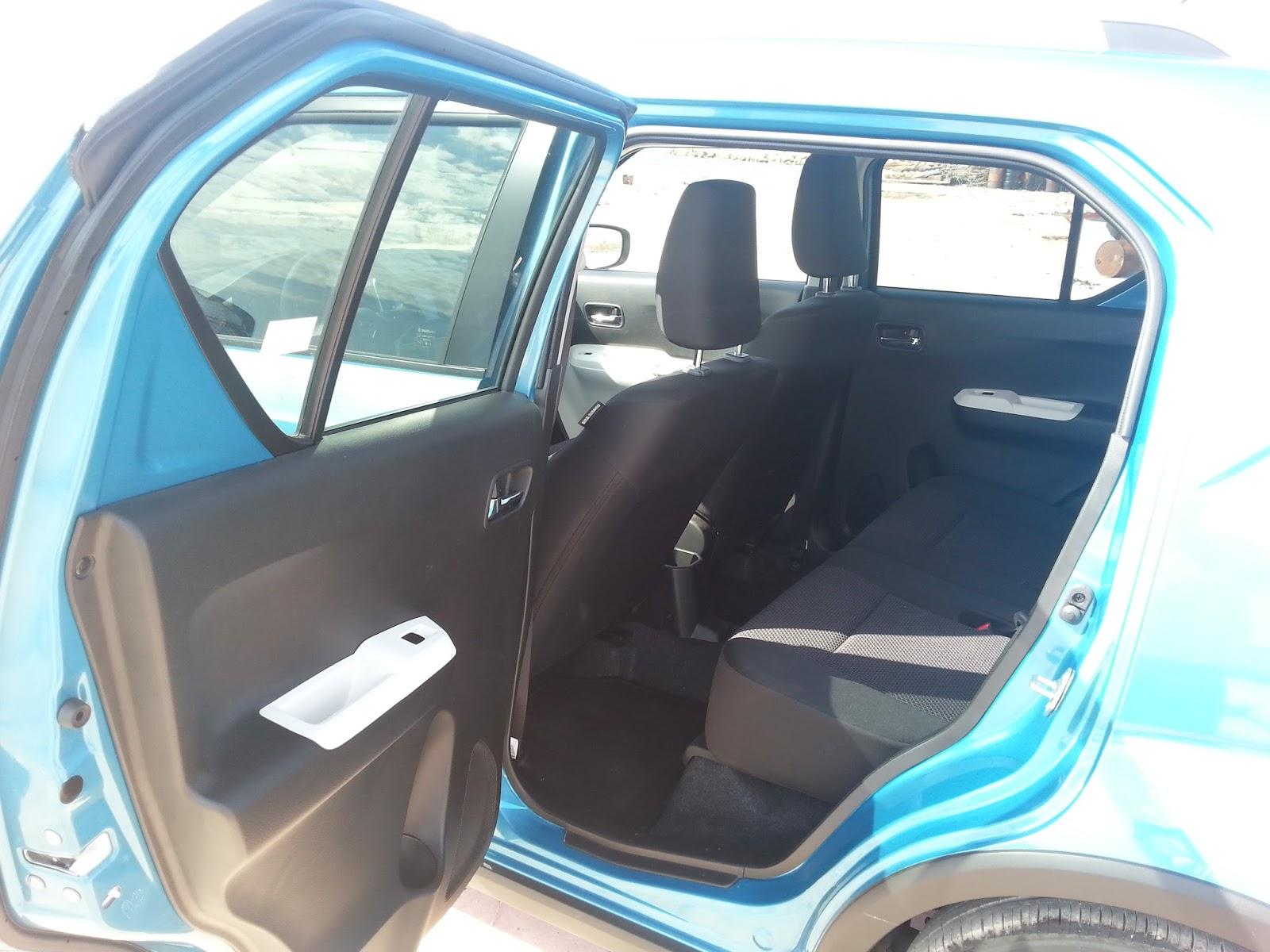 8 Οδηγούμε το Suzuki Ignis 1,2 dualjet Ignis, Suzuki, TEST, ΔΟΚΙΜΕΣ, οδηγούμε