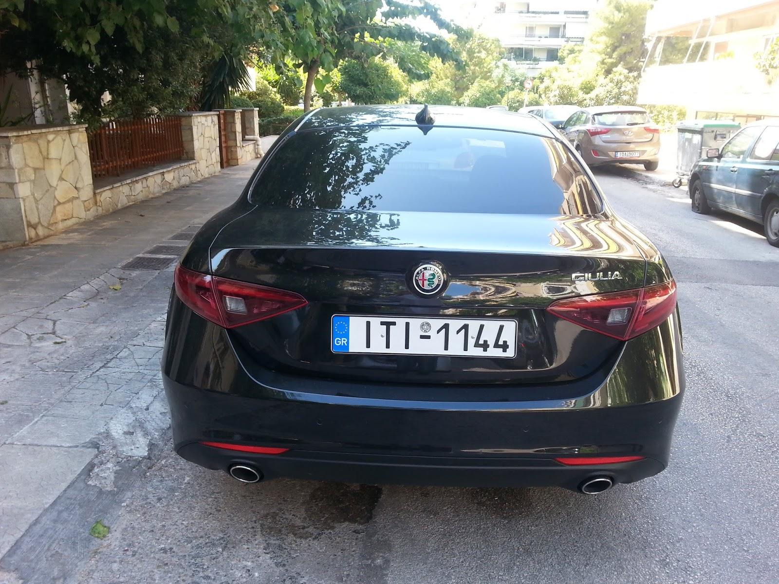 a2 1 Είναι η Alfa Romeo Giulia τόσο καλή όσο λένε;