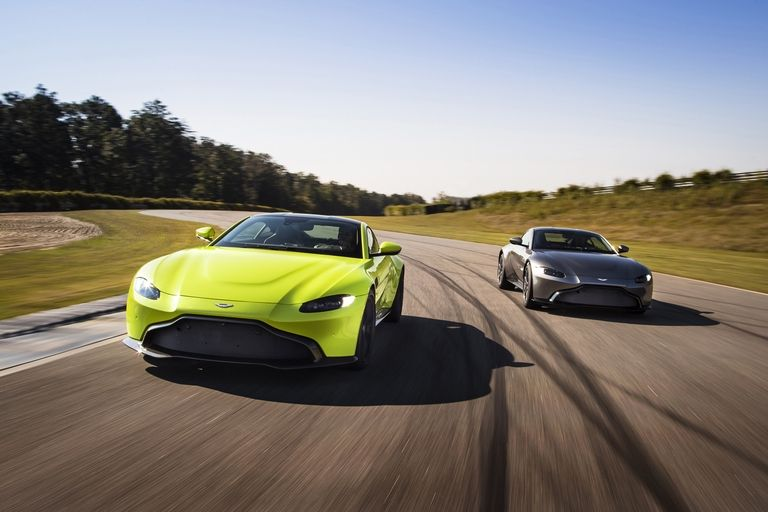 a2 Η Aston Martin λέει ότι η Vantage είναι... κυνηγός 911 Aston Martin, supercars, zblog, αυτοκίνητα, καινούργιο, καινούρια, καινούριο