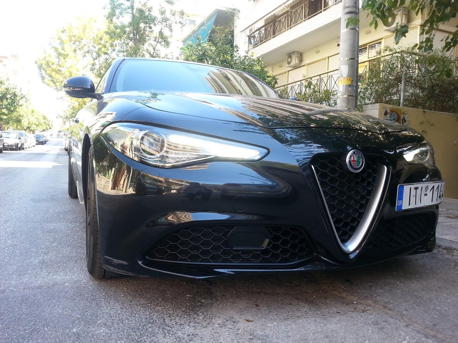 a3 1 Είναι η Alfa Romeo Giulia τόσο καλή όσο λένε; Alfa, alfa romeo, Alfa Romeo Giulia, TEST, ΔΟΚΙΜΕΣ, οδηγούμε