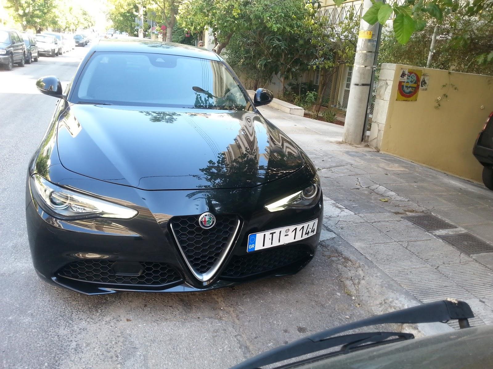 a5 1 Είναι η Alfa Romeo Giulia τόσο καλή όσο λένε; Alfa, alfa romeo, Alfa Romeo Giulia, TEST, ΔΟΚΙΜΕΣ, οδηγούμε