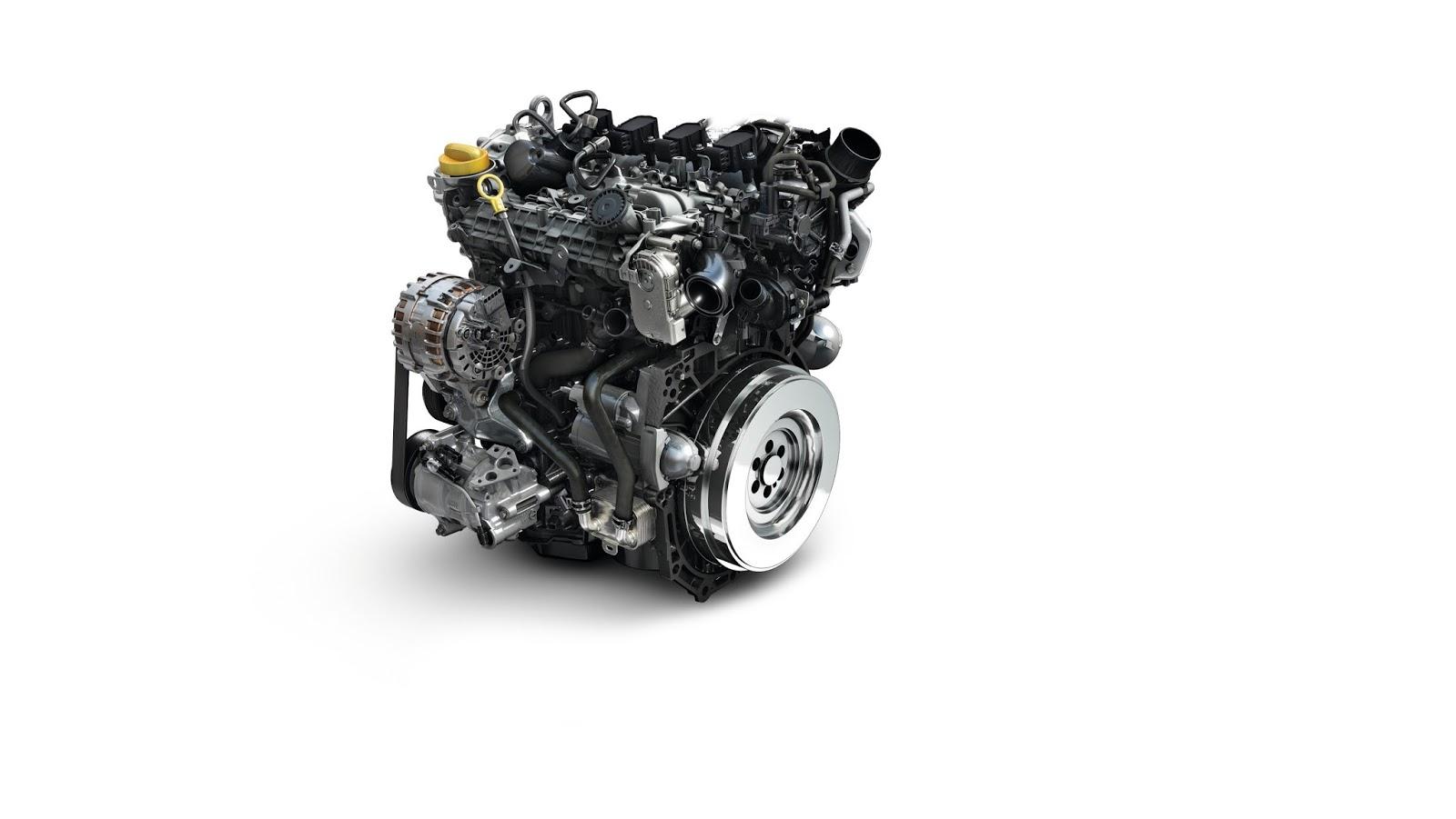 Energy TCe 115 to 160 engine 1,3 lt, ως 160 hp ο νέος κινητήρας της Renault