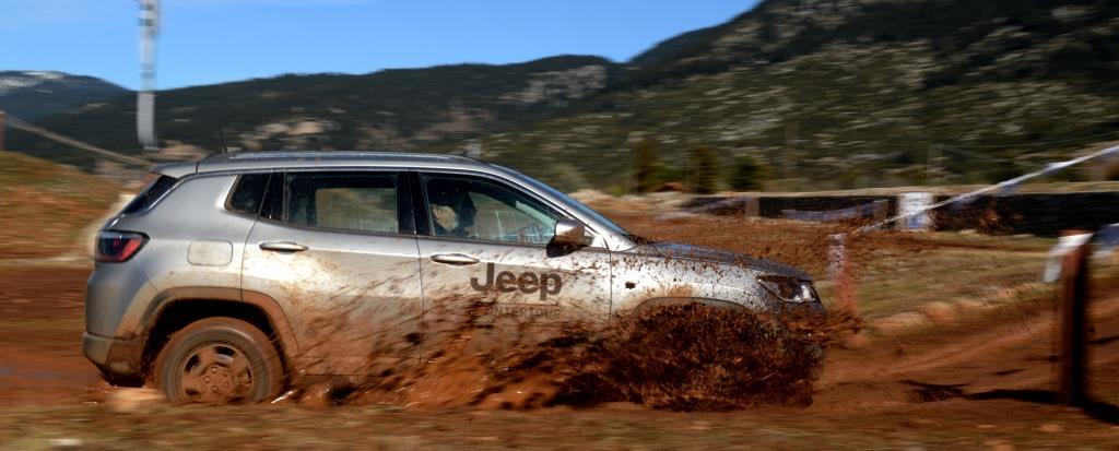 DSC 2552s Θέλεις να βουτήξεις στη λάσπη με ένα Jeep Compass; Jeep, jeep camp, Jeep Compass, Offroad, zblog