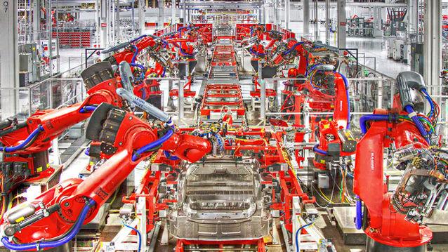 tesla robots Τι θα κάνει η Tesla στην Ελλάδα Tesla, zblog, αυτοκίνητα