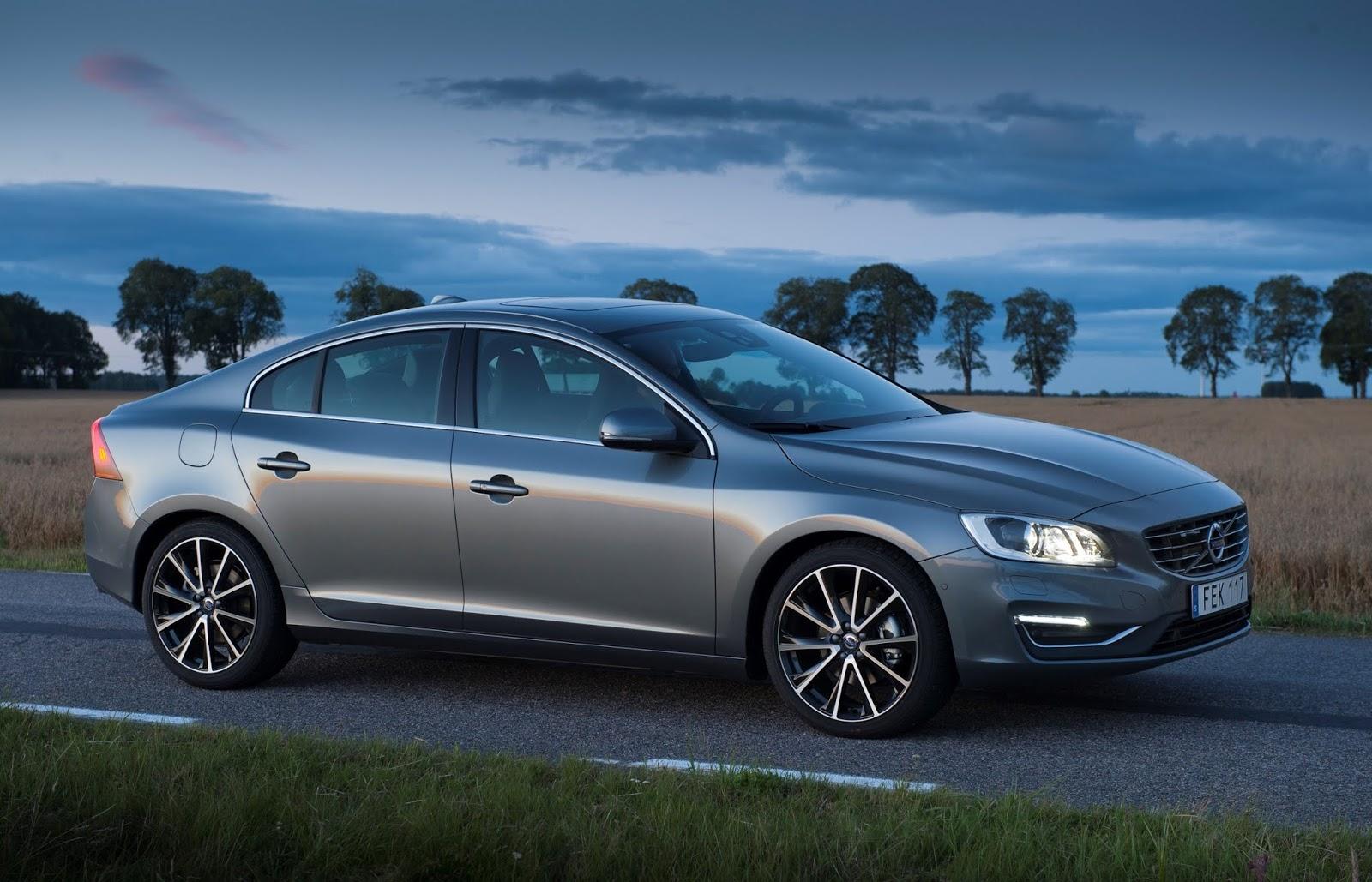 167518 Volvo S60 model year 2016 Προσφορά ως τις 30 Ιουνίου για τα Volvo S60 και V60 Volvo, Volvo S60, Volvo V60