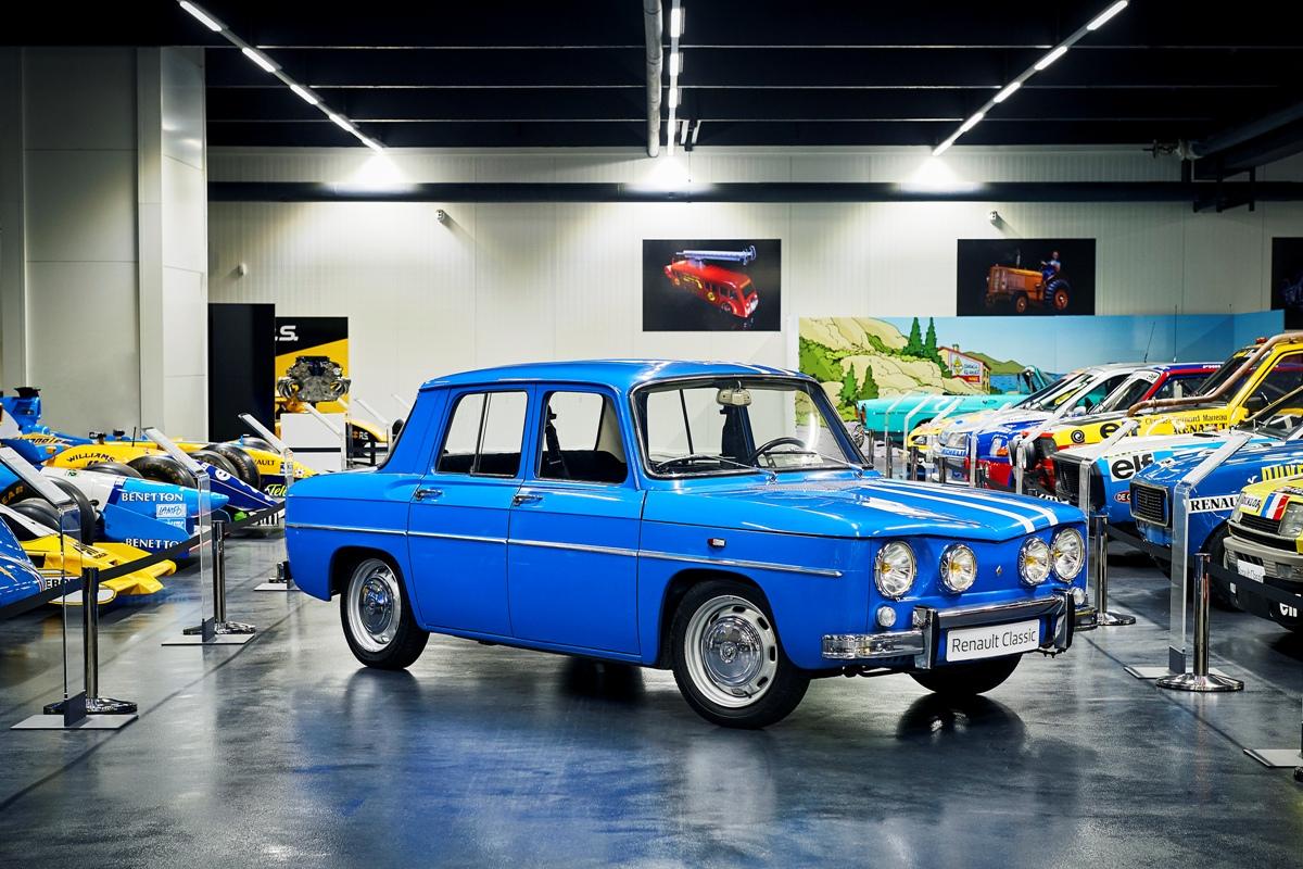 1970 R8 Gordini Πώς είναι να συντηρείς μια συλλογή αυτοκινήτων; Renault, zblog