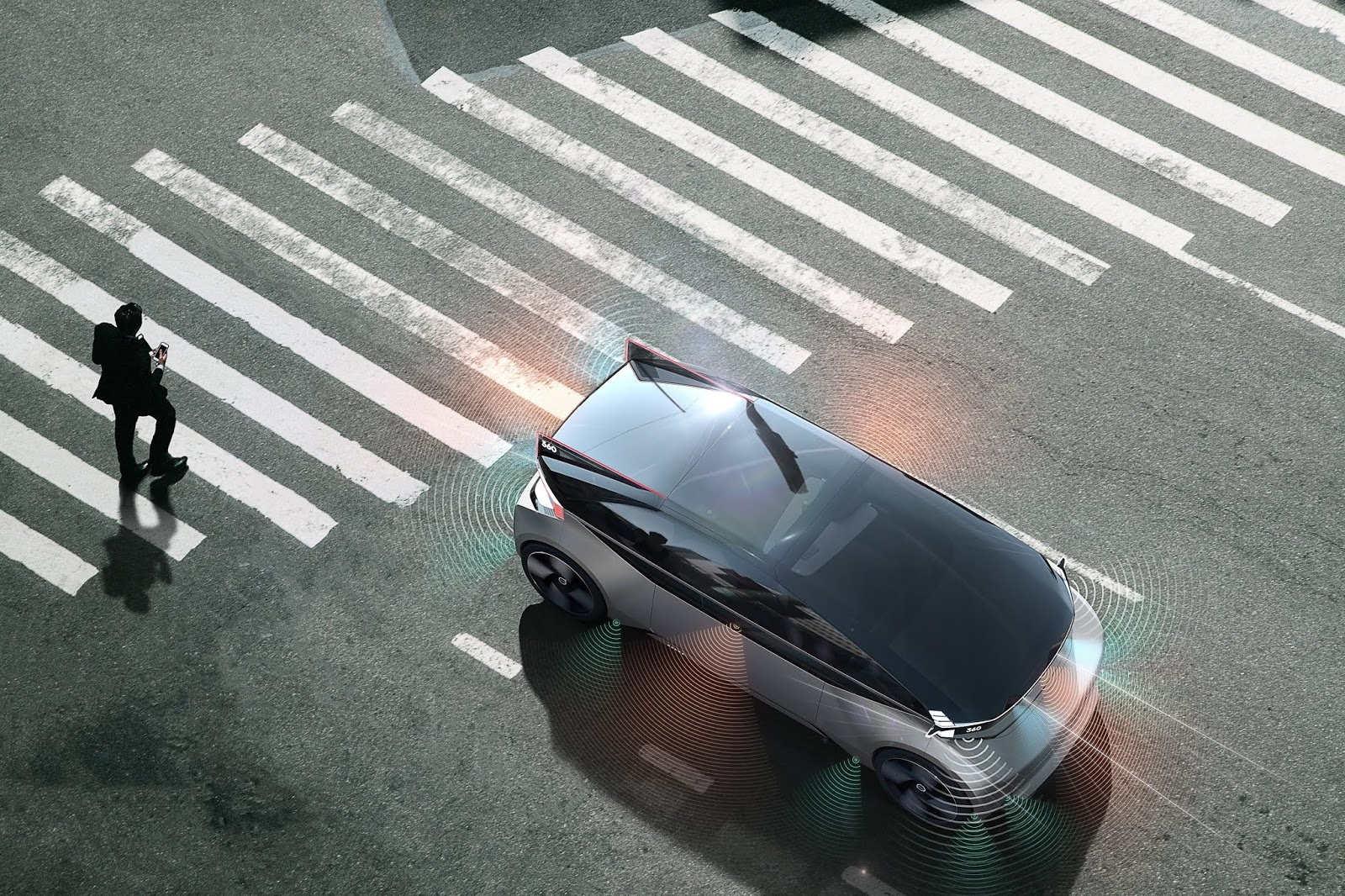 237066 Volvo 360c Exterior Safety 1 Το όραμα της Volvo χωρίς... τιμόνι Electric cars, Volvo, αυτόνομα, Αυτόνομη οδήγηση, Τεχνολογία