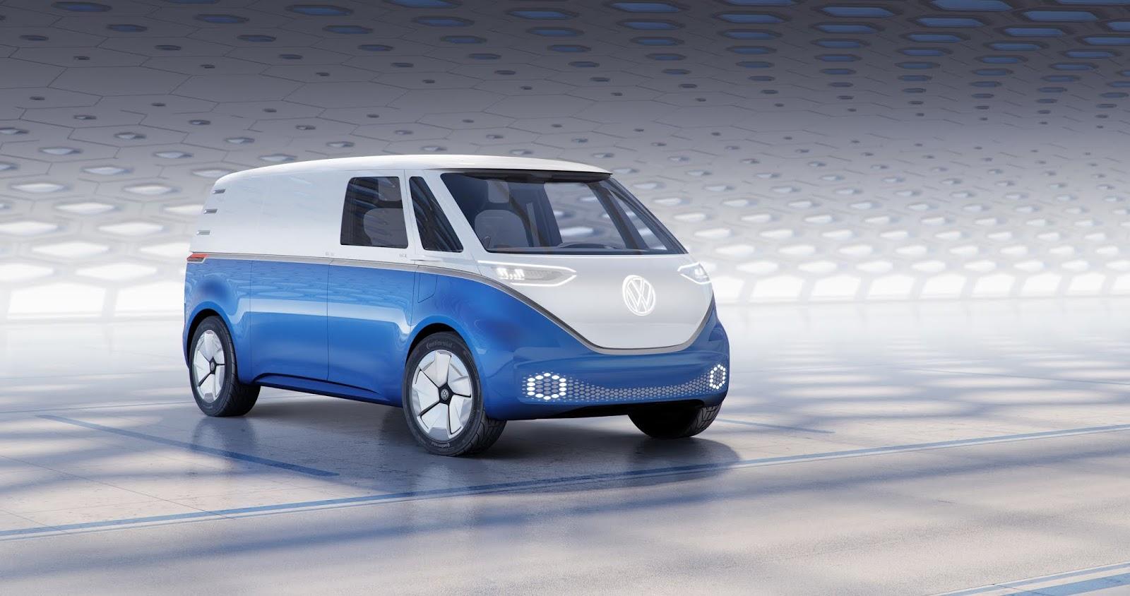 VOLKSWAGEN2BI.D.2BBUZZ2BCARGO2B1 Αυτό είναι το νέο, ηλεκτρικό βαν της Volkswagen Electric cars, Volkswagen, VW Transporter, Επαγγελματικά