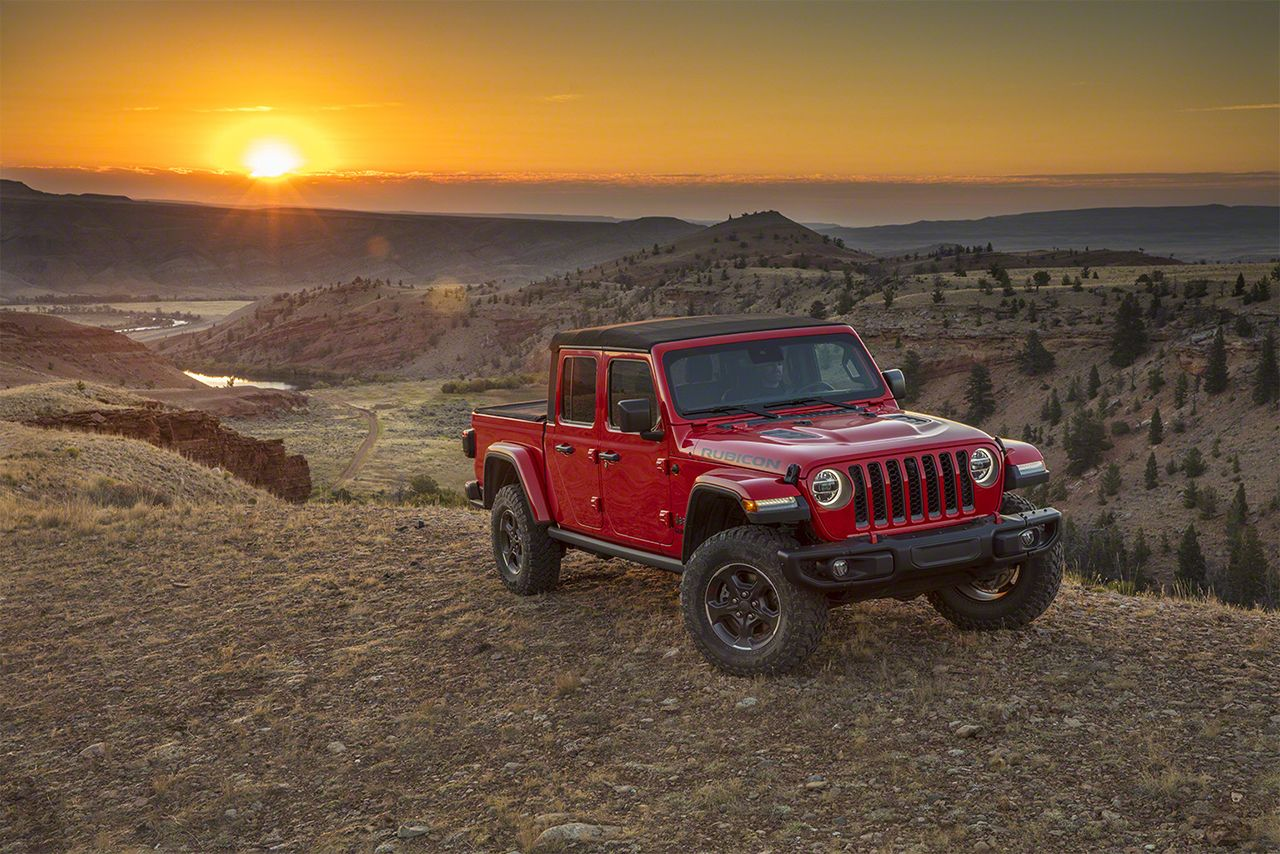 181128 Jeep Gladiator 01 Το Jeep Gladiator βουτάει σε 76 εκ. νερό! Jeep, Jeep Wrangler, Pick-up, pickup