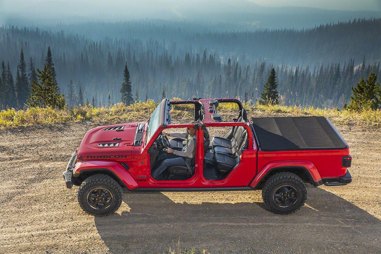 181128 Jeep Gladiator 02 Το Jeep Gladiator βουτάει σε 76 εκ. νερό! Jeep, Jeep Wrangler, Pick-up, pickup
