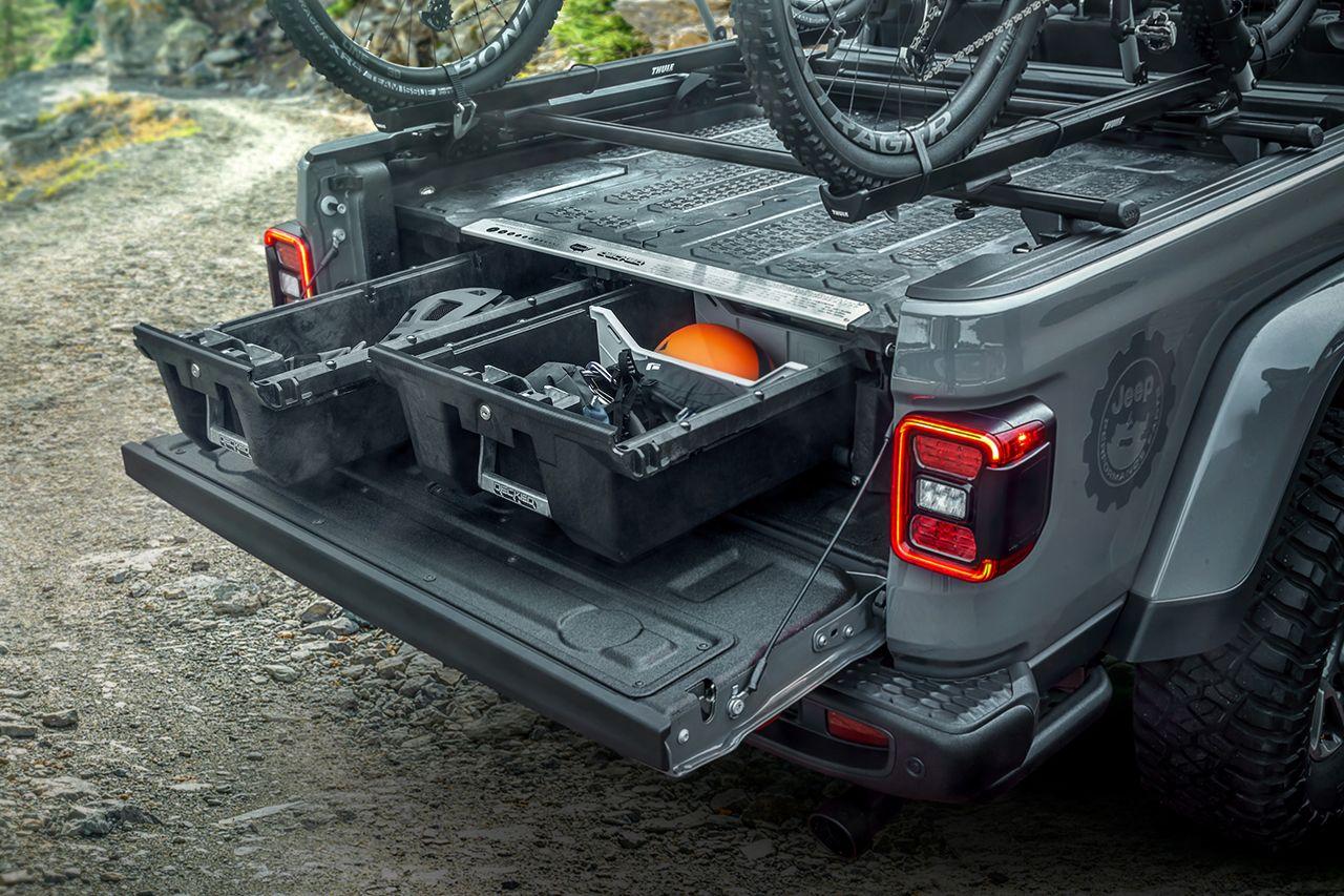 181130 Jeep Gladiator 04 1 Το Jeep Gladiator βουτάει σε 76 εκ. νερό! Jeep, Jeep Wrangler, Pick-up, pickup