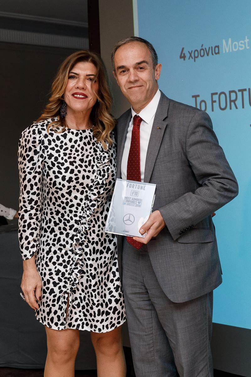 IMG 6095 Η Mercedes-Benz Ελλάς στις Most Admired Companies του 2018 Mercedes, Mercedes Benz, βραβείο