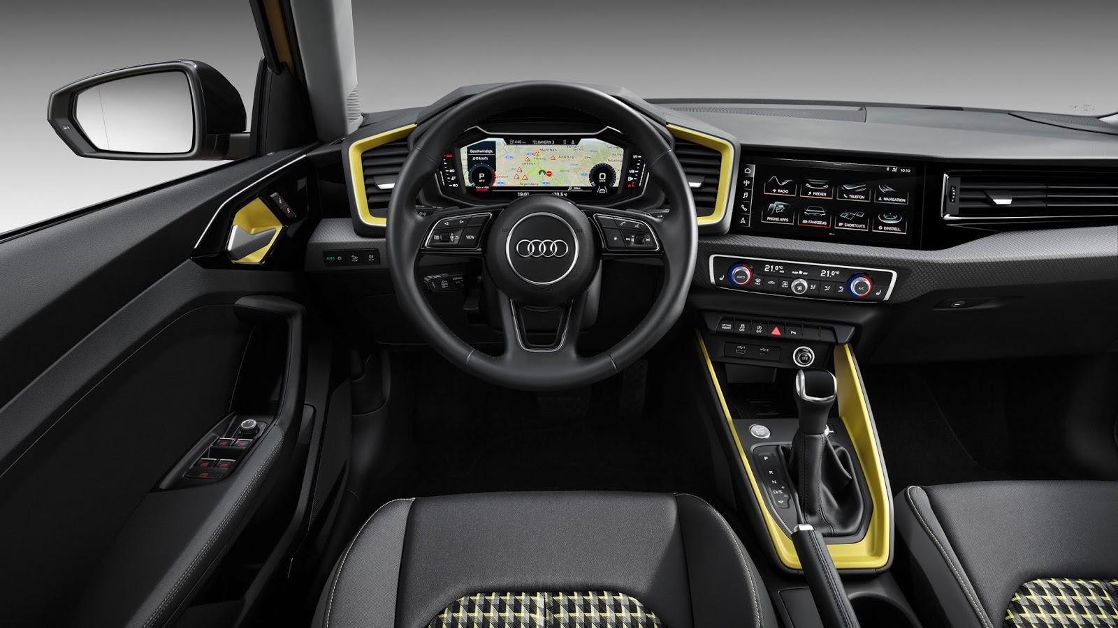 NEO2BAUDI2BA1 interior Από πού θα περάσει το Audi On Tour Audi, Audi R8, Kosmocar, καινούρια, Καρέντα