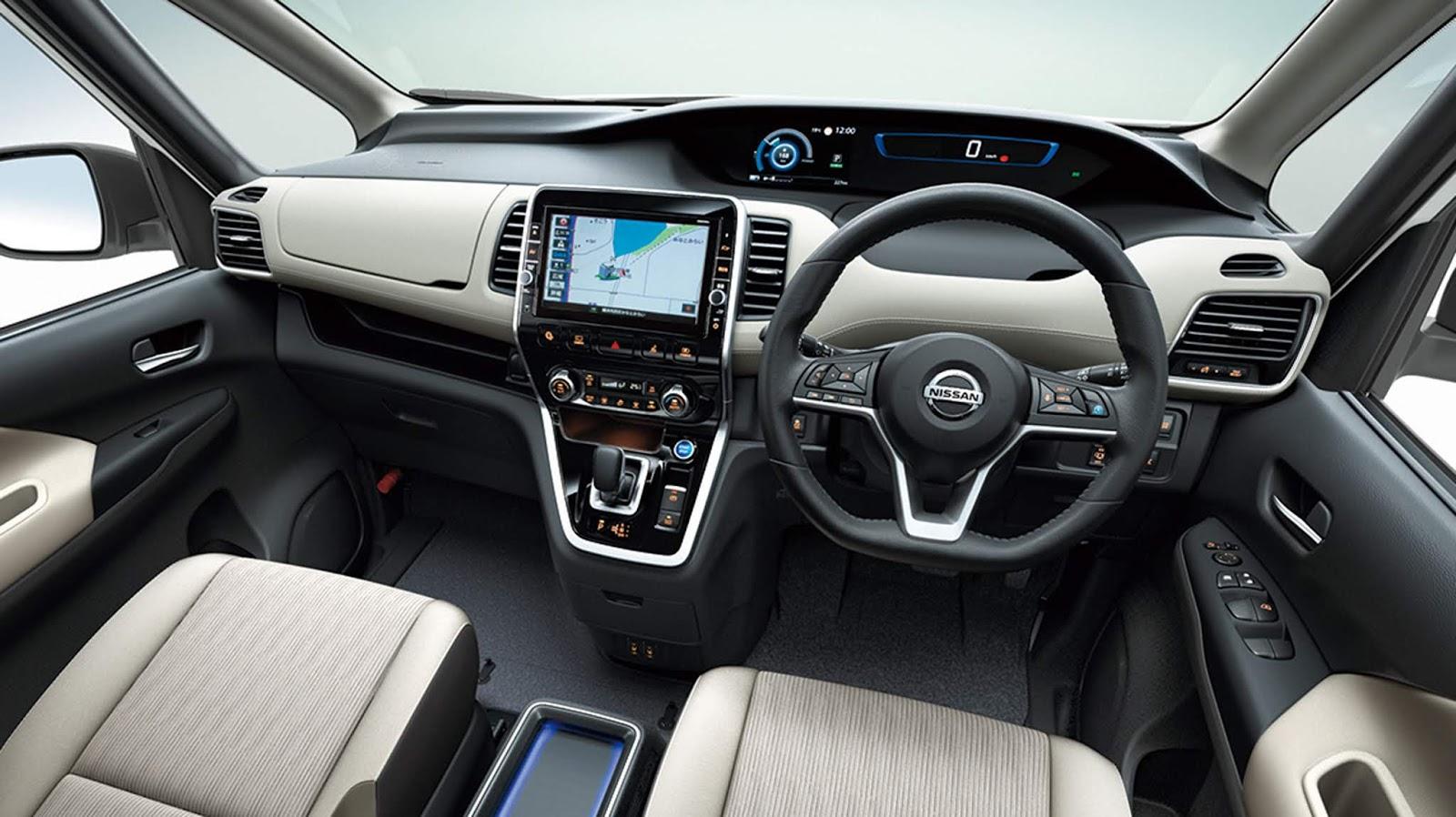 Nissan Serena e POWER 1 Βραβείο τεχνολογίας για το e-POWER της Nissan Electric cars, Nissan, βραβείο, Τεχνολογία
