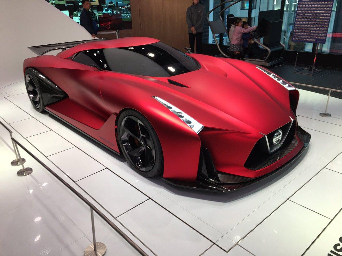 gtr1 Το επόμενο Nissan GT-R θα είναι υβριδικό!