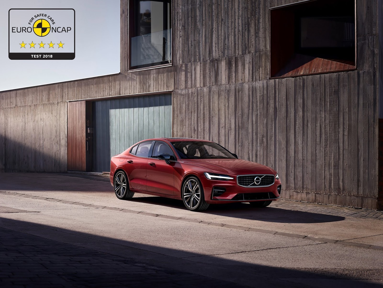 246534 Volvo S60 and V60 secure 5 star safety rating by Euro NCAP2B1 Συνεχίζουν το σερί 5 αστέρων τα Volvo S60 και V60 crash tests, Euro NCAP, Volvo, Volvo S60, Volvo V60