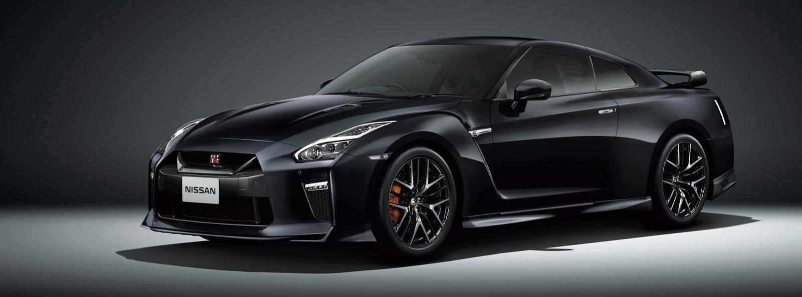 Limited2BEdition2BGT R2B252872529 Σε 3 χρώματα το special edition GT-R Godzilla, GT-R, Nissan, Nissan GT-R, zblog, μοντέλα