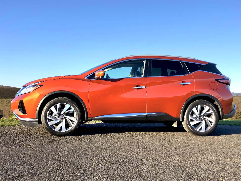 Sunset Drift 2019 Murano Η Nissan... ψήνει τα χρώματά της για να δοκιμάσει την αντοχή τους Nissan