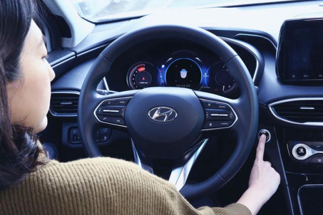 hyundai2Bfing1 Η Hyundai λανσάρει start/stop με δακτυλικό αποτύπωμα! Hyundai, Hyundai Ελλάς, Τεχνολογία