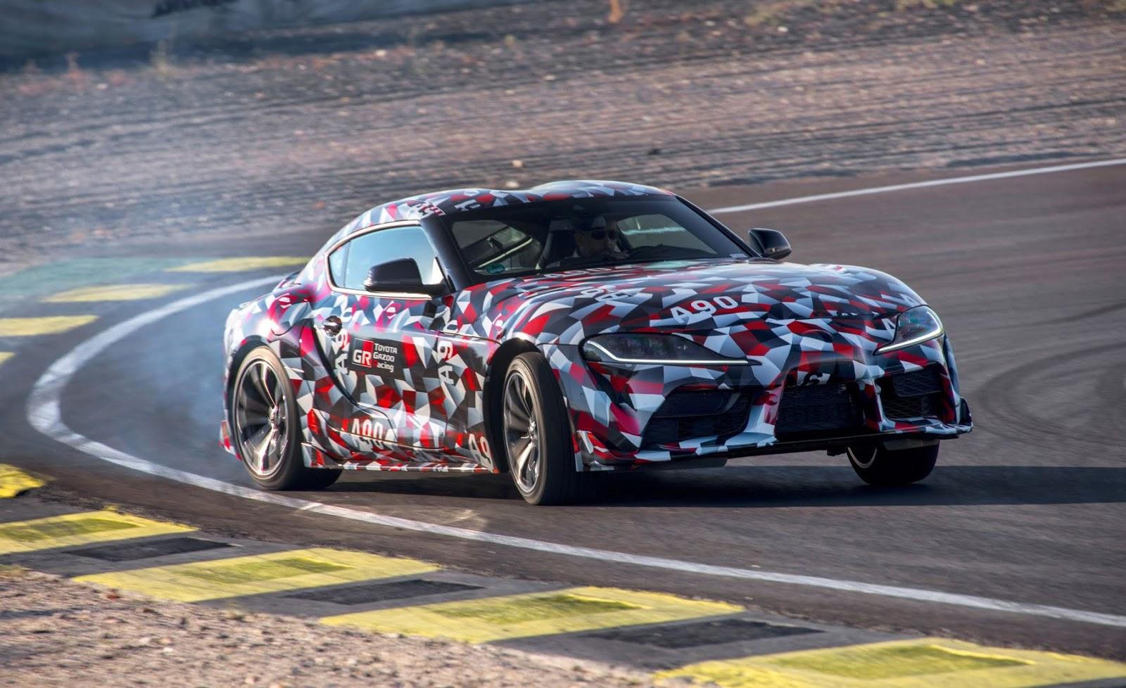 toy2 Άκου τον 3λιτρο της νέας Supra να ουρλιάζει! BMW, Toyota, Toyota Supra, video, videos, zblog