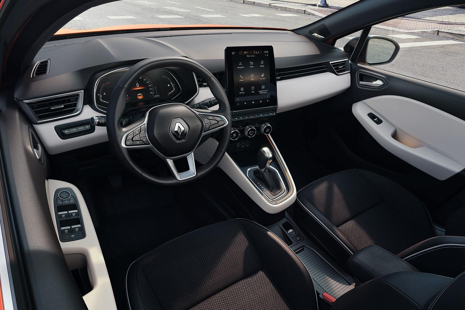 22B 2BAll2BNew2BRenault2BClio Intens2B252822529 1 Το φθινόπωρο έρχεται στην Ελλάδα το νέο Clio Renault, Renault Clio, zblog, καινούργιο, καινούρια