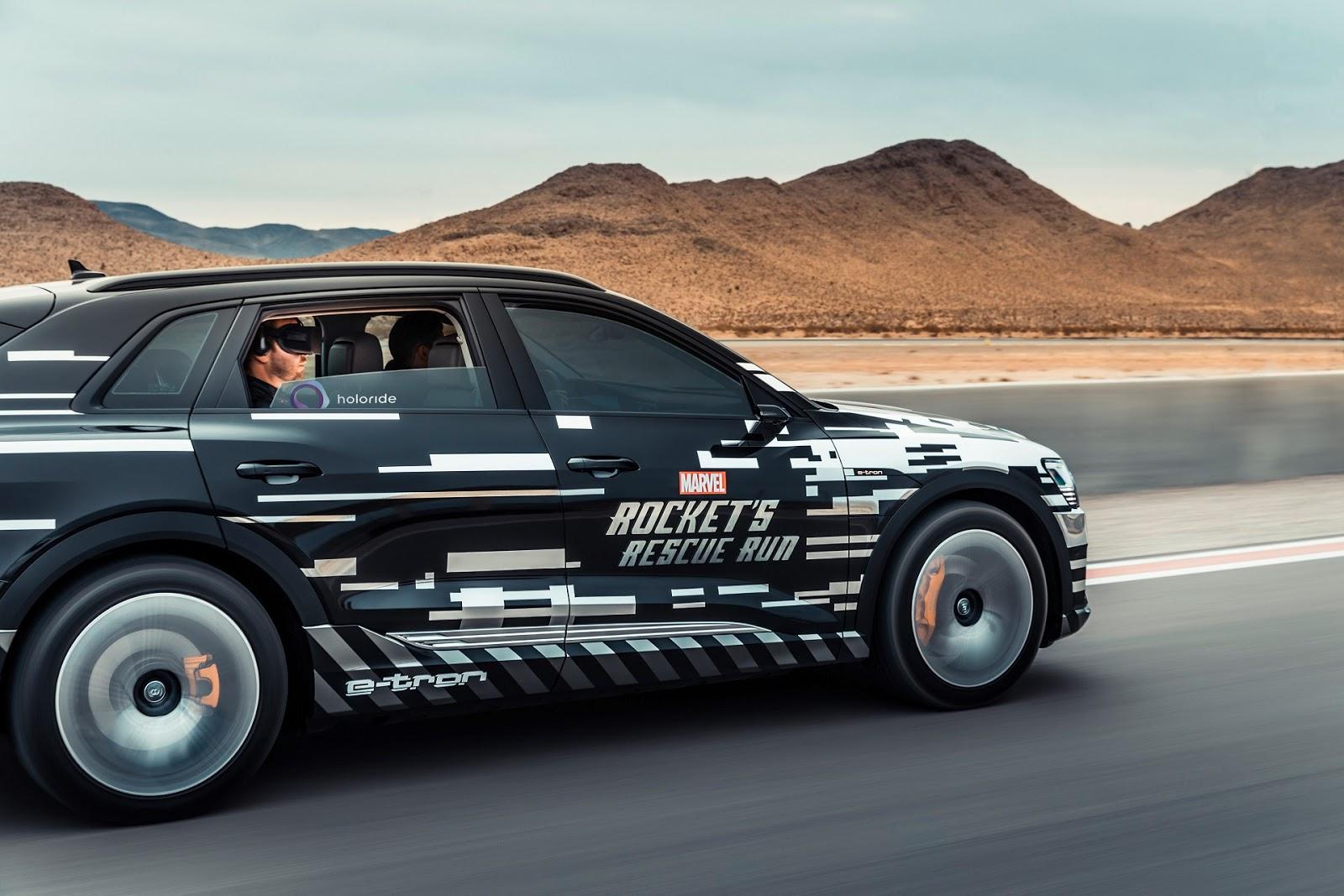 H2BAUDI2B25CE25A325CE25A425CE25972BCES 2 H Audi εξελίσσει VR videogames για το αυτοκίνητο! Audi, Electric cars, video, videos, βίντεο, Τεχνολογία
