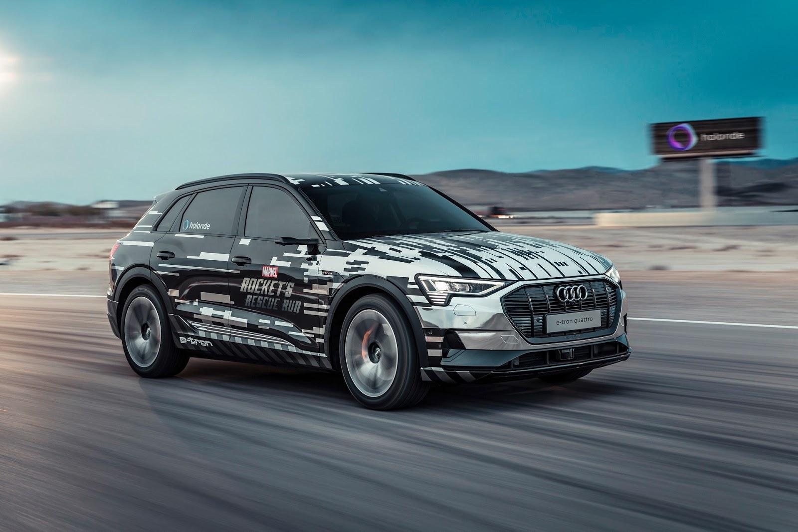 H2BAUDI2B25CE25A325CE25A425CE25972BCES 4 H Audi εξελίσσει VR videogames για το αυτοκίνητο! Audi, Electric cars, video, videos, βίντεο, Τεχνολογία