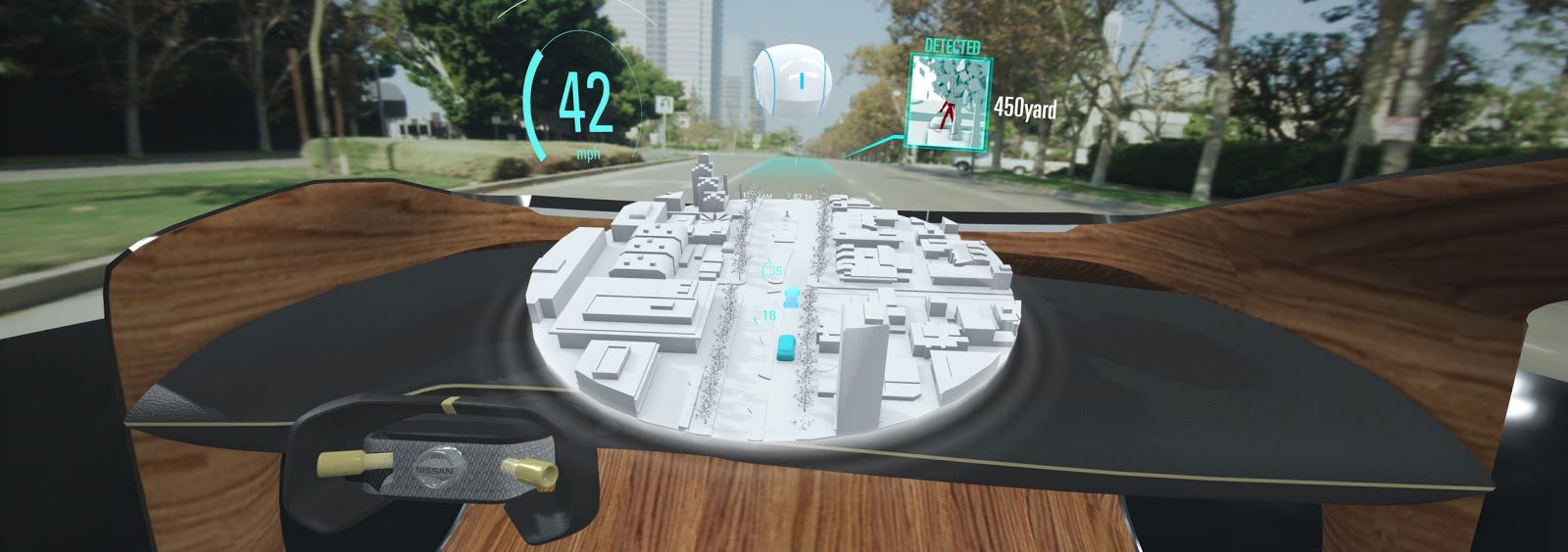NISSAN I2V 3 Η Nissan σχεδιάζει augmented reality για τα μοντέλα της Nissan, zblog, τεχνικά, Τεχνολογία