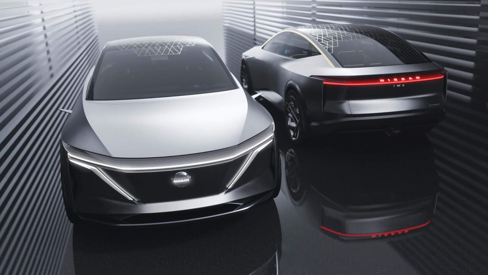 Nissan2BIMs2B2528112529 Σου αρέσει το τετρακίνητο σπορ σεντάν της Nissan; Electric cars, Nissan, video, videos, zblog, αυτόνομα, Αυτόνομη οδήγηση, βίντεο, τετρακίνητα, τετρακίνητο