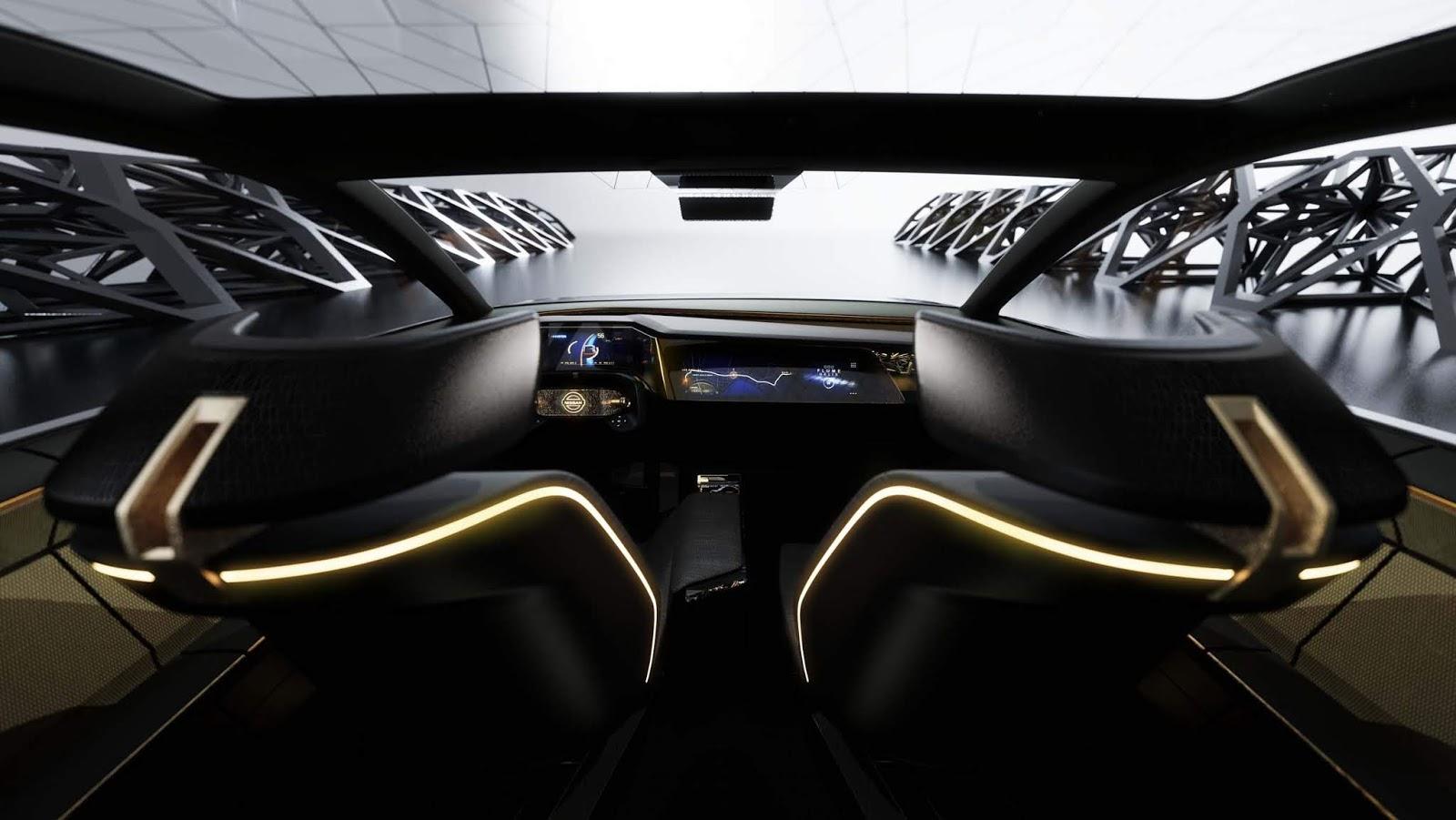 Nissan2BIMs2B252872529 Σου αρέσει το τετρακίνητο σπορ σεντάν της Nissan; Electric cars, Nissan, video, videos, zblog, αυτόνομα, Αυτόνομη οδήγηση, βίντεο, τετρακίνητα, τετρακίνητο