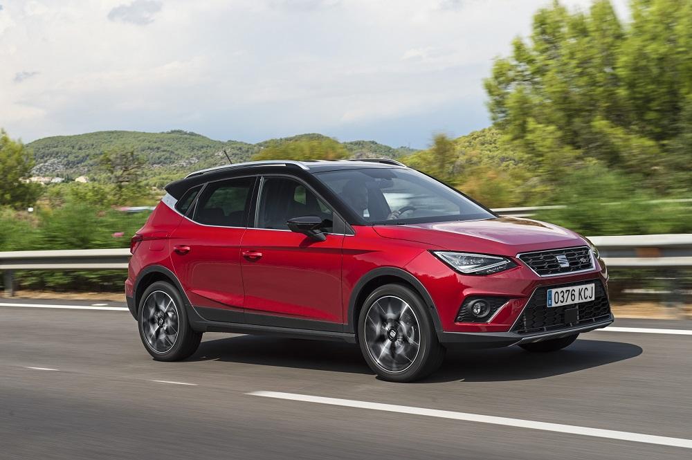 SEAT3 Ιστορικό ρεκόρ πωλήσεων έκανε η SEAT το 2018