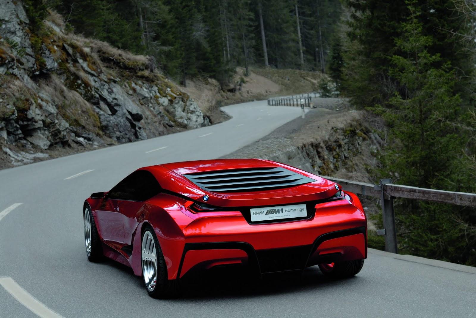 bm3 H BMW ετοιμάζει επιστροφή της Μ1 με 700 ίππους! BMW, BMW M, BMW M Performance, BMW M1, BMW M1 ProCar, BMW M8, zblog