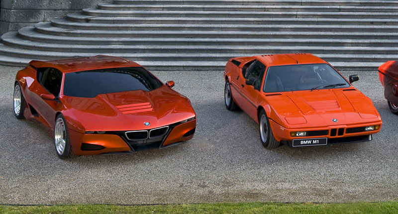 bm4 H BMW ετοιμάζει επιστροφή της Μ1 με 700 ίππους! BMW, BMW M, BMW M Performance, BMW M1, BMW M1 ProCar, BMW M8, zblog