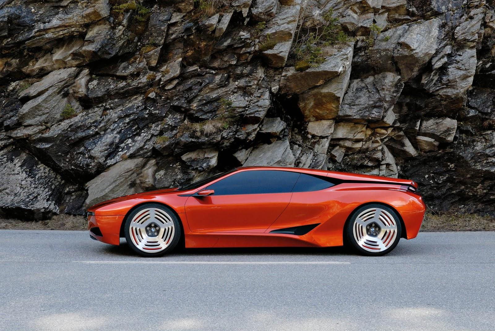 bm5 H BMW ετοιμάζει επιστροφή της Μ1 με 700 ίππους! BMW, BMW M, BMW M Performance, BMW M1, BMW M1 ProCar, BMW M8, zblog