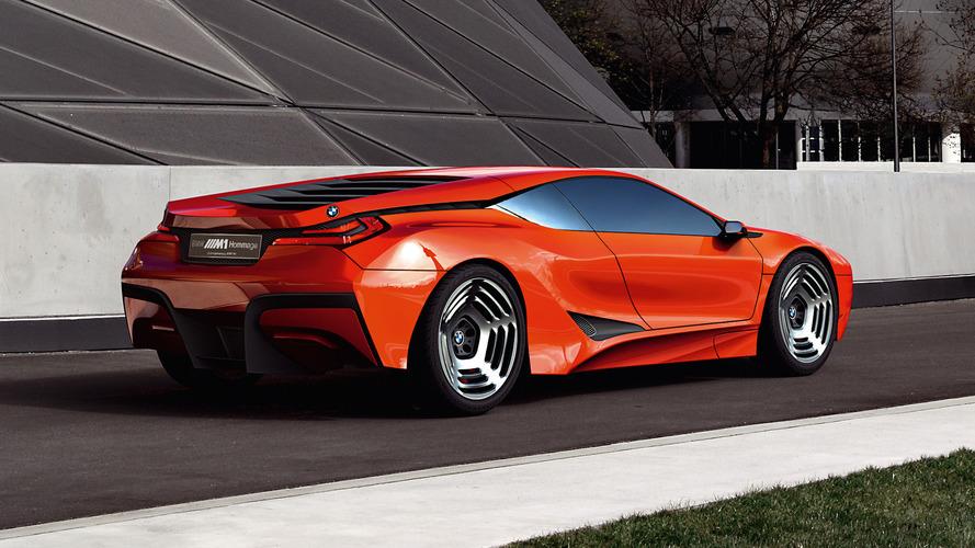 bm6 H BMW ετοιμάζει επιστροφή της Μ1 με 700 ίππους! BMW, BMW M, BMW M Performance, BMW M1, BMW M1 ProCar, BMW M8, zblog