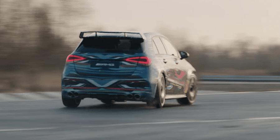 merc3 Θα είναι η νέα A45 AMG το ισχυρότερο 4κύλινδρο ever; Mercedes, Mercedes AMG, Mercedes Benz, zblog