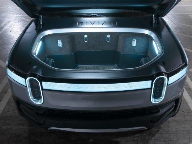 rivian6 Ιδού το πρώτο ηλεκτρικό pick up στον πλανήτη! Electric cars, Pick-up, pickup, video, videos, zblog, Αγροτικό