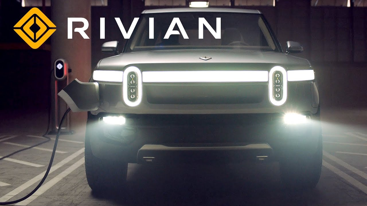rivian7 Ιδού το πρώτο ηλεκτρικό pick up στον πλανήτη! Electric cars, Pick-up, pickup, video, videos, zblog, Αγροτικό