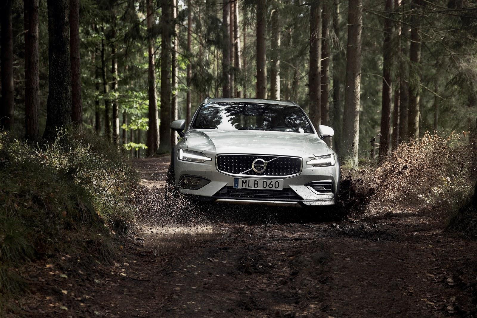 Tο Volvo V60 Cross Country πάτησε Ελλάδα! Volvo, Volvo V60 Cross Country, τιμες