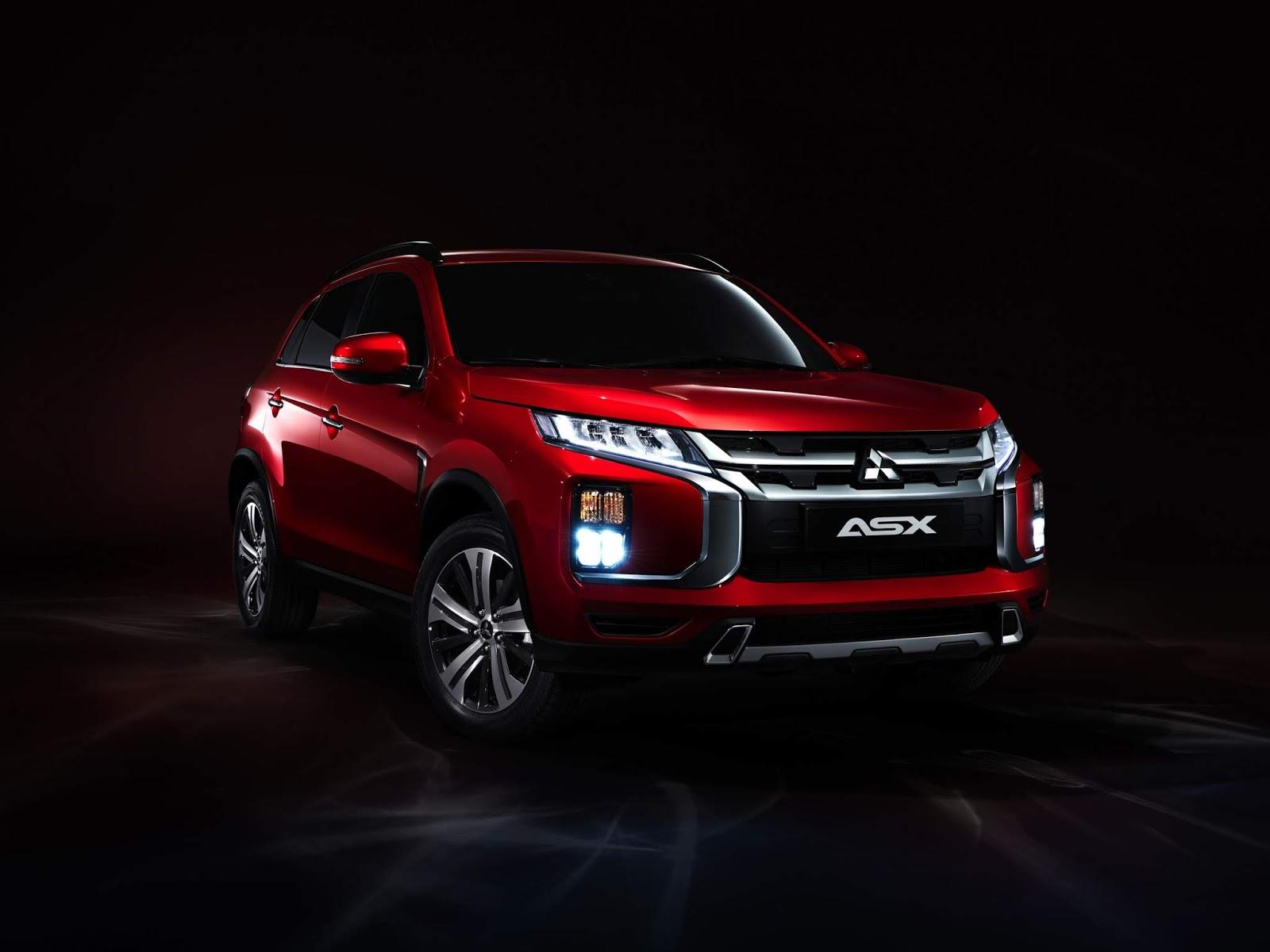 ASX2BMY20 022B252812529 Ιδού το Mitsubishi ASX 2020 Mitsubishi, Mitsubishi ASX, Mitsubishi Motors, Έκθεση Γενεύης