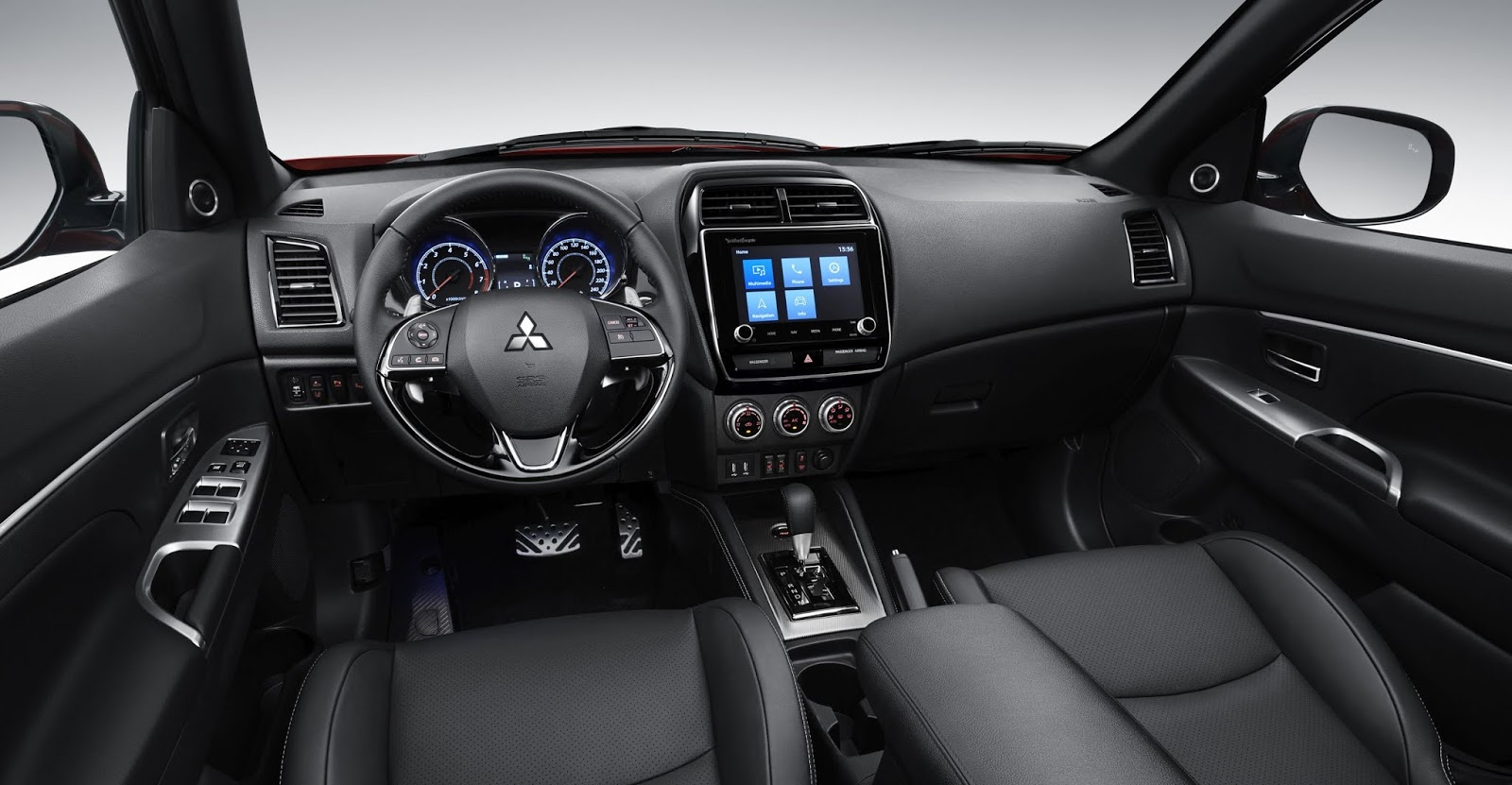 ASX2BMY20 04 Ιδού το Mitsubishi ASX 2020 Mitsubishi, Mitsubishi ASX, Mitsubishi Motors, Έκθεση Γενεύης