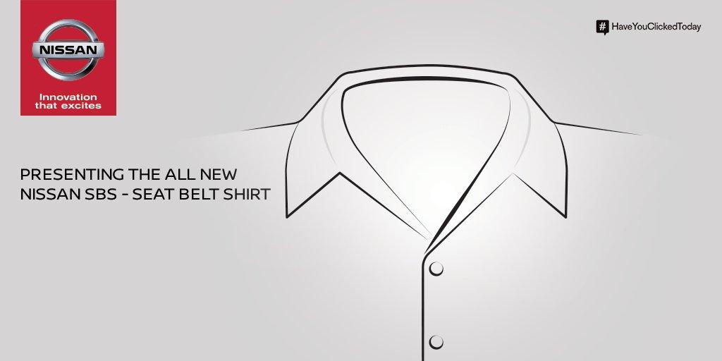 Nissan2BSBS2B2B252822529 H Nissan λανσάρει πουκάμισο που δεν... τσαλακώνεται από τη ζώνη