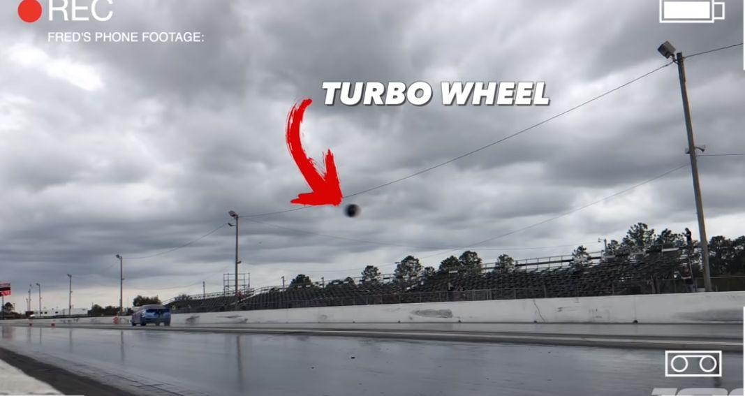 gt rturbo Δες ένα GT-R 3.000 ίππων να φτύνει την τουρμπίνα του στο dragstrip!
