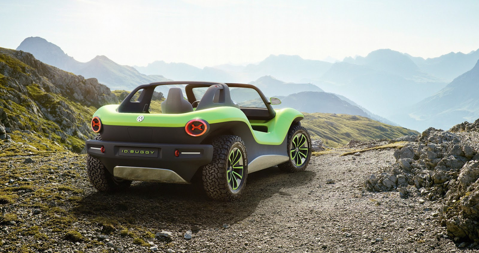ID.Buggy2B252812529 Με 4 πρεμιέρες στη Γενεύη η Volkswagen Volkswagen, VW, Έκθεση Γενεύης, Σαλόνι Αυτοκινήτου της Γενεύης