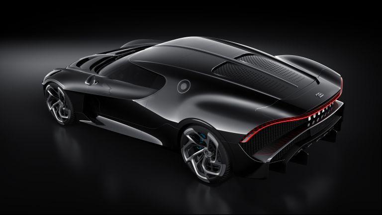 bugatti la voiture noire 2019 2